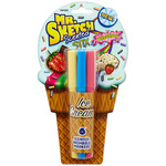 Stix Ice Cream - Mr.Sketch Scented Washable Marker Set 6/Pkg