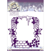 Magical Frame - Find It Trading Yvonne Creations Magical Winter Die