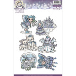 Magical Winter - Find It Trading Yvonne Creations Clear Stamp