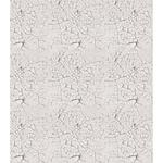 "White Crack Texture - Craft Consortium Decoupage Papers 13.75""X15.75"" 3/Pkg"