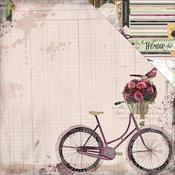 bo bunny bicycle beautiful dreamer paper