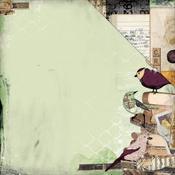 Illusion Beautiful Dreamer Paper - Bo Bunny