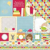Toy Box Paper - Bo Bunny
