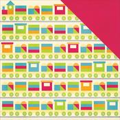 Playtime Toy Box Paper - Bo Bunny