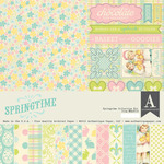 Springtime Collection Kit - Authentique
