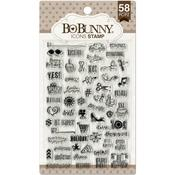 Icon Planner Stamps - Bo Bunny