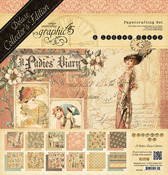 Ladies Diary Deluxe Collectors Edition - Graphic 45