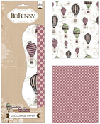 Beautiful Dreamer Decoupage Paper Pack - Bo Bunny