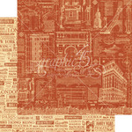 Street Of Dreams Paper - Cityscapes - Graphic 45