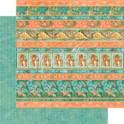 Deep Blue Dreams Paper - Voyage Beneath The Sea - Graphic 45