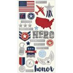 Hero Fundamental Stickers - Simple Stories