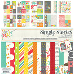 Lets Party Collection Kit - Simple Stories