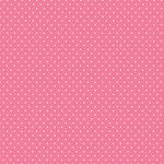 Pink Dot - Black Dot Paper - Carpe Diem - Simple Stories