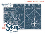 By The Sea Card Set - My Minds Eye