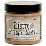 Vintage Tim Holtz Distress Collage Medium