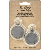 Idea-Ology Mini Pocket Watches