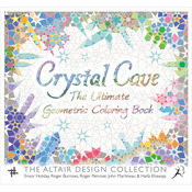 Crystal Cave Coloring Book - St. Martin's Books