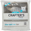 16 inches X16 inches  FOB:MI - Crafter's Choice Pillow Insert Fairfield-Crafter's Choice Pillow Insert. These quality pillow forms are soft and supportive! They feature a durable non-woven cover and 100% poly-fil fiberfill interior. This package contains one 16x16 inch pillow insert. Made in USA.