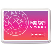 Red To Purple - Hero Arts Ombre Ink Pad