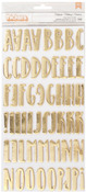 Celebrate Gold Thickers - Spring Fling - Pebbles