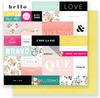 Paper 01 - Cest La Vie - Pink Paislee