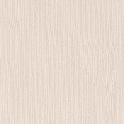 Vanilla Mono Adhesive Cardstock - Bazzill