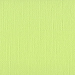 Limeade Mono Adhesive Cardstock - Bazzill