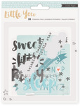 Boy Ephemera - Little You - Crate Paper