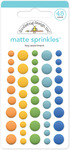 Boy Assortment Matte Sprinkles - Doodlebug