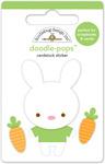 Mr Bunny Doodle-pops - Doodlebug