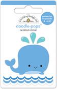 Wally Whale Doodle-pops - Doodlebug