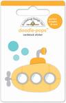Yellow Submarine Doodle-pops - Doodlebug