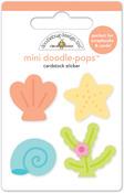 Sweet Seashells Doodle-pops - Doodlebug