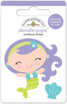 Mini Mermaid Doodle-pops - Doodlebug