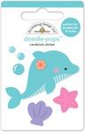 Daisy Dolphin Doodle-pops - Doodlebug