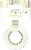 Springtime Stripe Washi Tape - Doodlebug - PRE ORDER