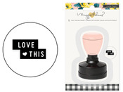 Bloom Self-inking Love This Stamp - Maggie Holmes