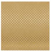 Kraft Gold Foil Speciailty Sheet - Carta Bella