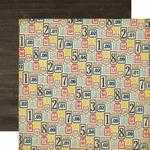 Makes Cents Paper - Pinstripes - Echo Park