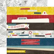Border Strips Paper - Pinstripes - Echo Park