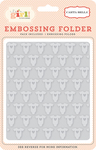 Onesie Embossing Folder - Carta Bella