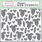 Baby Stencil - Carta Bella