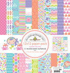 Under The Sea Paper Pack - Doodlebug