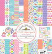 Under The Sea Paper Pack - Doodlebug