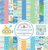 Anchors Aweigh Paper Pack - Doodlebug