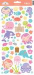 Under The Sea Icon Sticker Sheet - Doodlebug