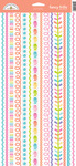 Under The Sea Fancy Frill Sticker Sheet - Doodlebug