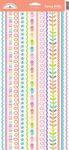 Under The Sea Fancy Frill Sticker Sheet - Doodlebug