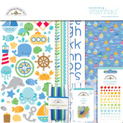 Anchors Aweigh Essentials Kit - Doodlebug