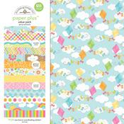 Spring Paper Plus Pack - Doodlebug